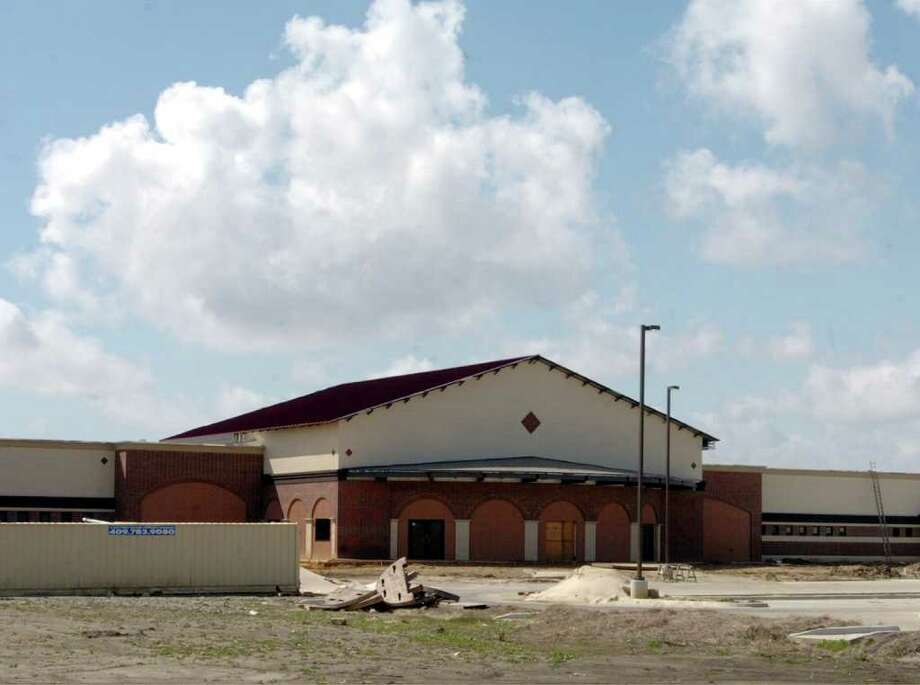 PAISD's Staff Sgt. Lucien Adams Elementary School is being built with bond money on Ninth Avenue in Port Arthur near the Memorial High School campus. Changes being considered by administrators would not affect elementary schools. Pete Churton/The Enterprise Photo: Pete Churton