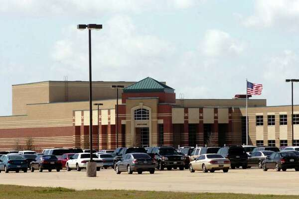 Built with money from voter approved bonds in 2004 and 2007, Port Arthur ISD's Memorial High School on Ninth Avenue opened for ninth through 12th graders in 2009. The district is considering moving the ninth graders to one of the three middle schools in the district to address budget issues. Pete Churton/The Enterprise