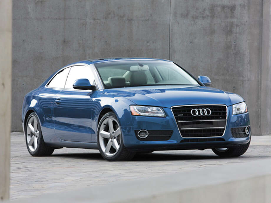2011 Audi A5 2.0T quattro Coupe (photo courtesy Audi of America, Inc.)