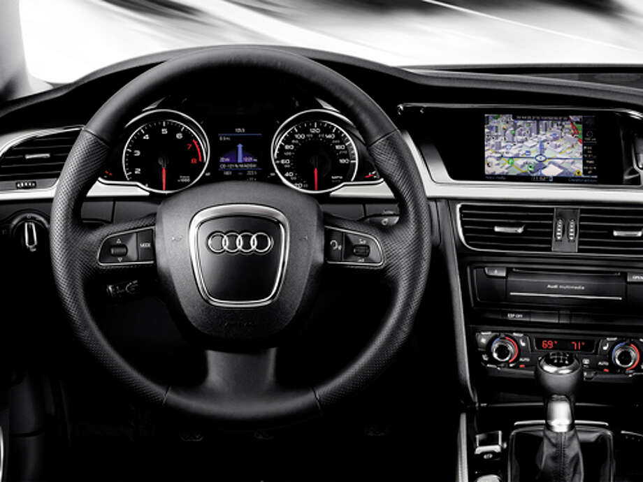 3. Audi A5MSRP: Starting at $39,000 / PictureSafe
