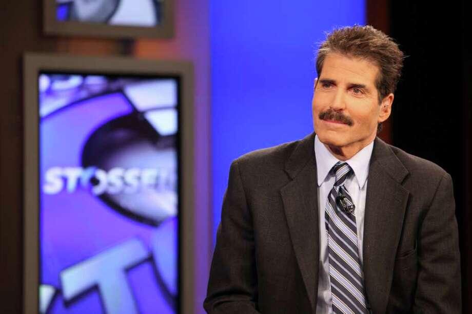 John Stossel of Fox Business News. credit: Fox Business News / DirectToArchive