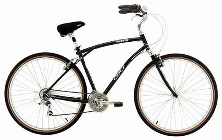 Seattle Mayor Mike McGinn tweeted this image Wednesday night of his wife's missing bike. (@mayormcginn)