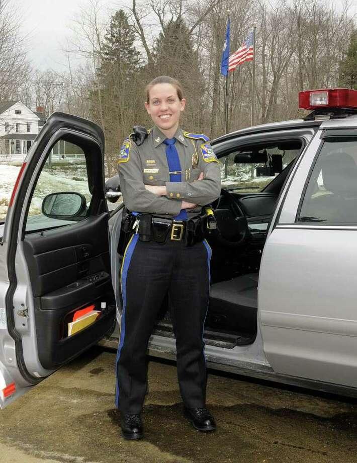 New Fairfield resident trooper got start as Danbury Police