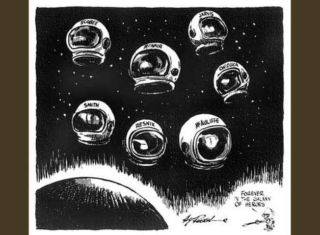columbia space shuttle comic - photo #35