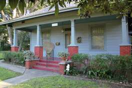 The exterior of this property has been neatly maintained to show off this spacious 1920s Craftsman-style house. With three bedrooms and three full bathrooms, the 3,000 square-foot home is listed at $359,000.