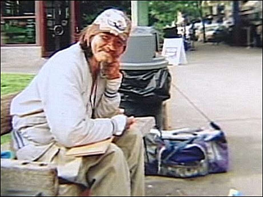The brother of John T. Williams, who distributed this photo, said it was taken the afternoon of Aug. 30, 2010, shortly before he was fatally shot by Seattle Police Officer Ian Birk near the corner of Boren Avenue and Howell Street.