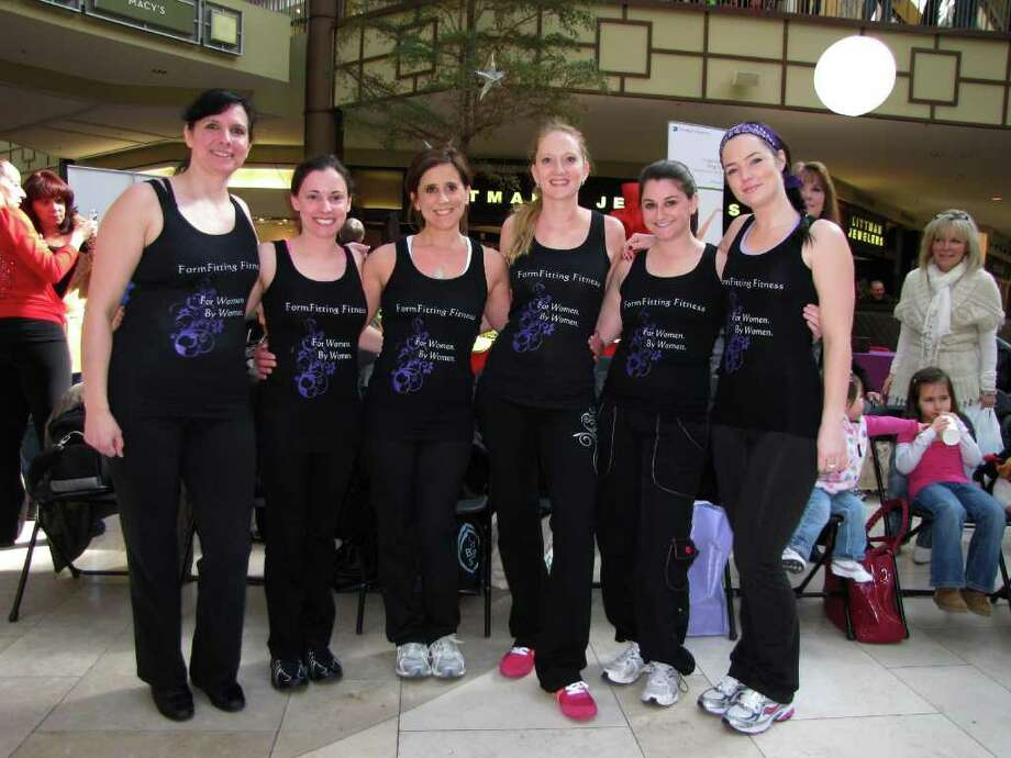 """""""Were you seen at the """"Day of Dance"""" at the Danbury Fair Mall, February 26, 2011?"""" Photo: Vincent Rodriguez / The News-Times"""