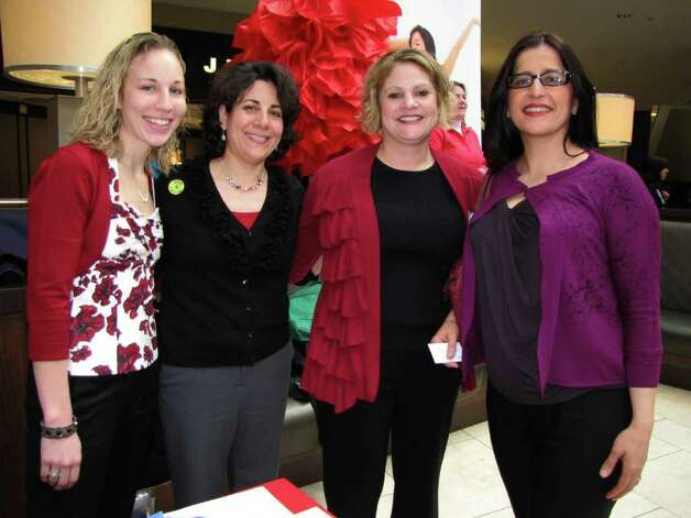 """Were you seen at the ""Day of Dance"" at the Danbury Fair Mall, February 26, 2011?"" Photo: Vincent Rodriguez / The News-Times"