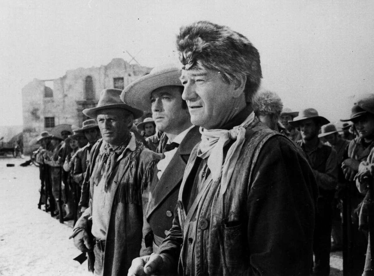John Wayne starred in and directed