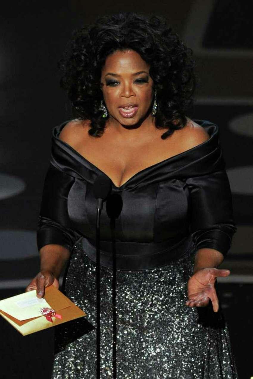 #2 Oprah Winfrey