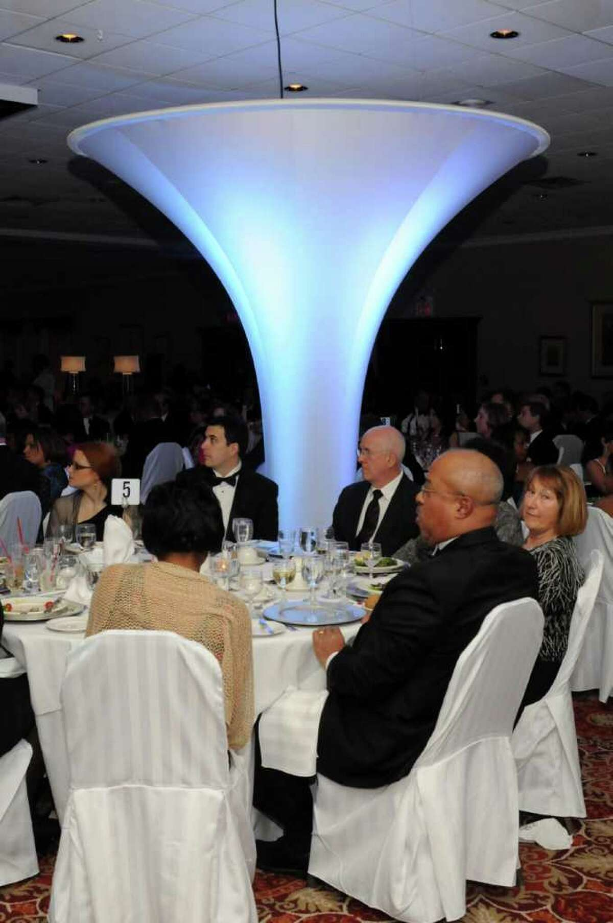 The Hord Foundation Inc. held it's 22nd Annual Gala at the Amber Room Colonnade in Danbury on Saturday Feb. 27, 2011.