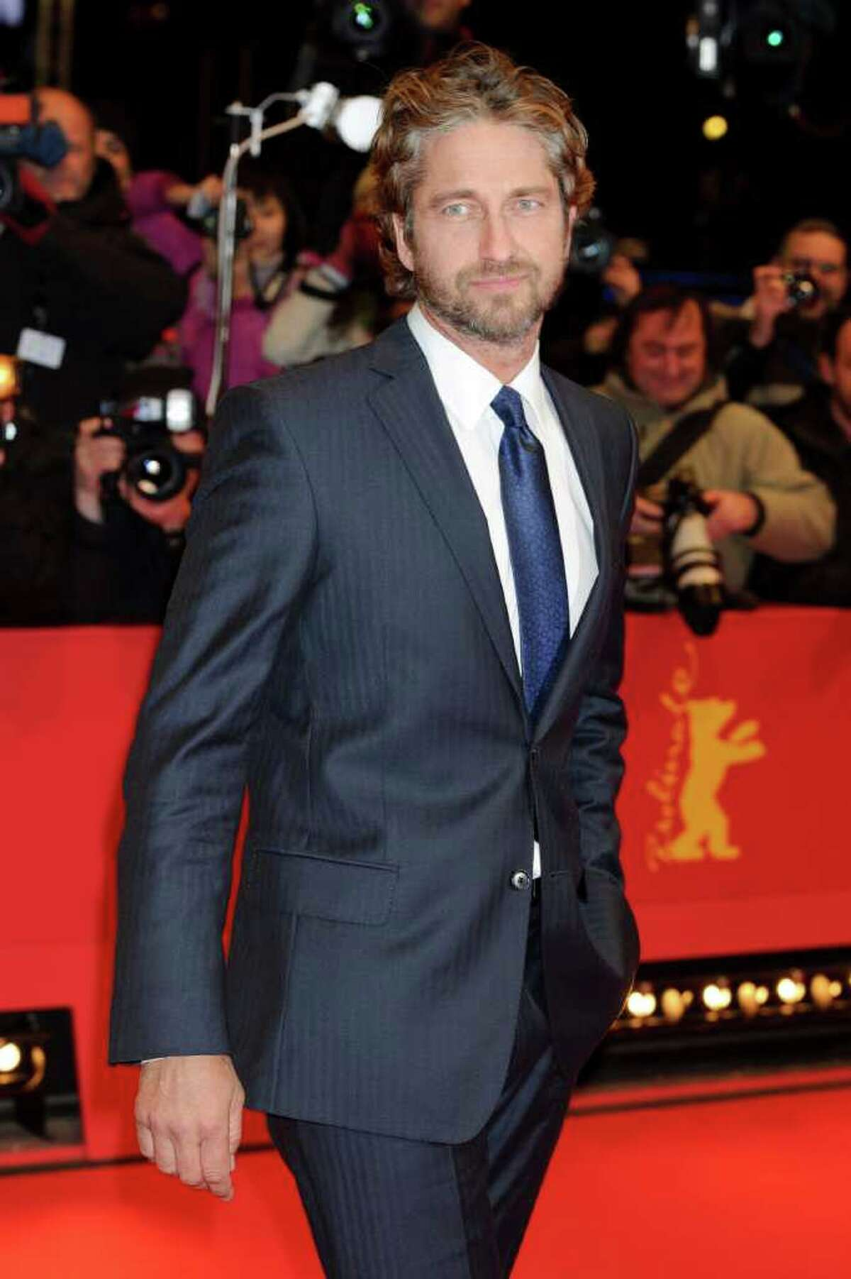 WORST ACTOR NOMINEE Gerard Butler for