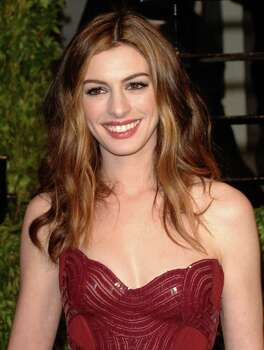37. Actress Anne Hathaway (One Day, Love and Other Drugs, The Dark Knight Rises) Photo: Craig Barritt, Getty Images / 2011 Getty Images