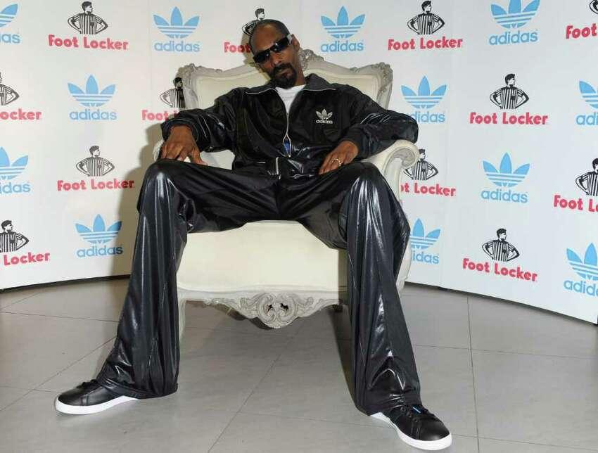 Headliner Snoop Dogg.