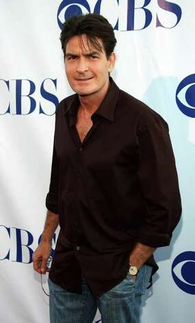 "juliecooper LOS ANGELES, CA - JULY 19:  Actor Charlie Sheen  arrives at the CBS Summer ""Stars Party 2007"" held on the Wadsworth Theatre ""Great Lawn"" on July 19, 2007 in Los Angeles, California  (Photo by Frazer Harrison/Getty Images) *** Local Caption *** Charlie Sheen Photo: Frazer Harrison, Getty Images / 2007 Getty Images"