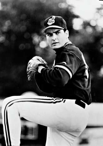 Charlie Sheen in 'Major League.' (Courtesy photo) Photo: Express-News