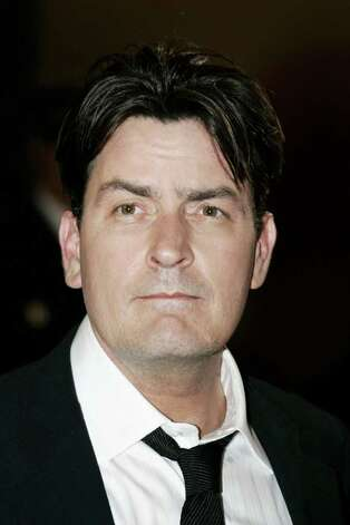 CANNES, FRANCE - MAY 21:  Actors Charlie Sheen attends the 'Platoon' Screening at the Palais during the 59th International Cannes Film Festival May 21, 2006 in Cannes, France. Photo: Francois Durand, Getty Images / 2006 Getty Images