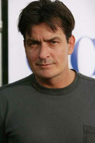 PASADENA, CA - JULY 15:  Actor Charlie Sheen arrives at the CBS 2006 Summer TCA Party at the Rose Bowl on July 15, 2006 in Pasadena, California. Photo: Michael Buckner, Getty Images / 2006 Getty Images