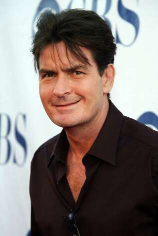 "LOS ANGELES, CA - JULY 19:  Actor Charlie Sheen  arrives at the CBS Summer ""Stars Party 2007"" held on the Wadsworth Theatre ""Great Lawn"" on July 19, 2007 in Los Angeles, California  (Photo by Frazer Harrison/Getty Images) *** Local Caption *** Charlie Sheen Photo: Frazer Harrison, Getty Images / 2007 Getty Images"