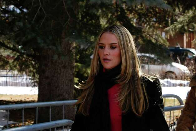 ASPEN, CO - FEBRUARY 08:  Brooke Mueller Sheen walks to a Court appearance on February 8, 2010 in Aspen, Colorado. Charlie Sheen (aka Carlos Irwin Estevez) also appeared in court to face allegations of domestic violence after his arrest on December 25, 2009 for an alleged attack on his wife Brooke Mueller.  (Photo by Riccardo S. Savi/Getty Images) *** Local Caption *** Brooke Mueller Sheen Photo: Riccardo S. Savi, Getty Images / 2010 Getty Images