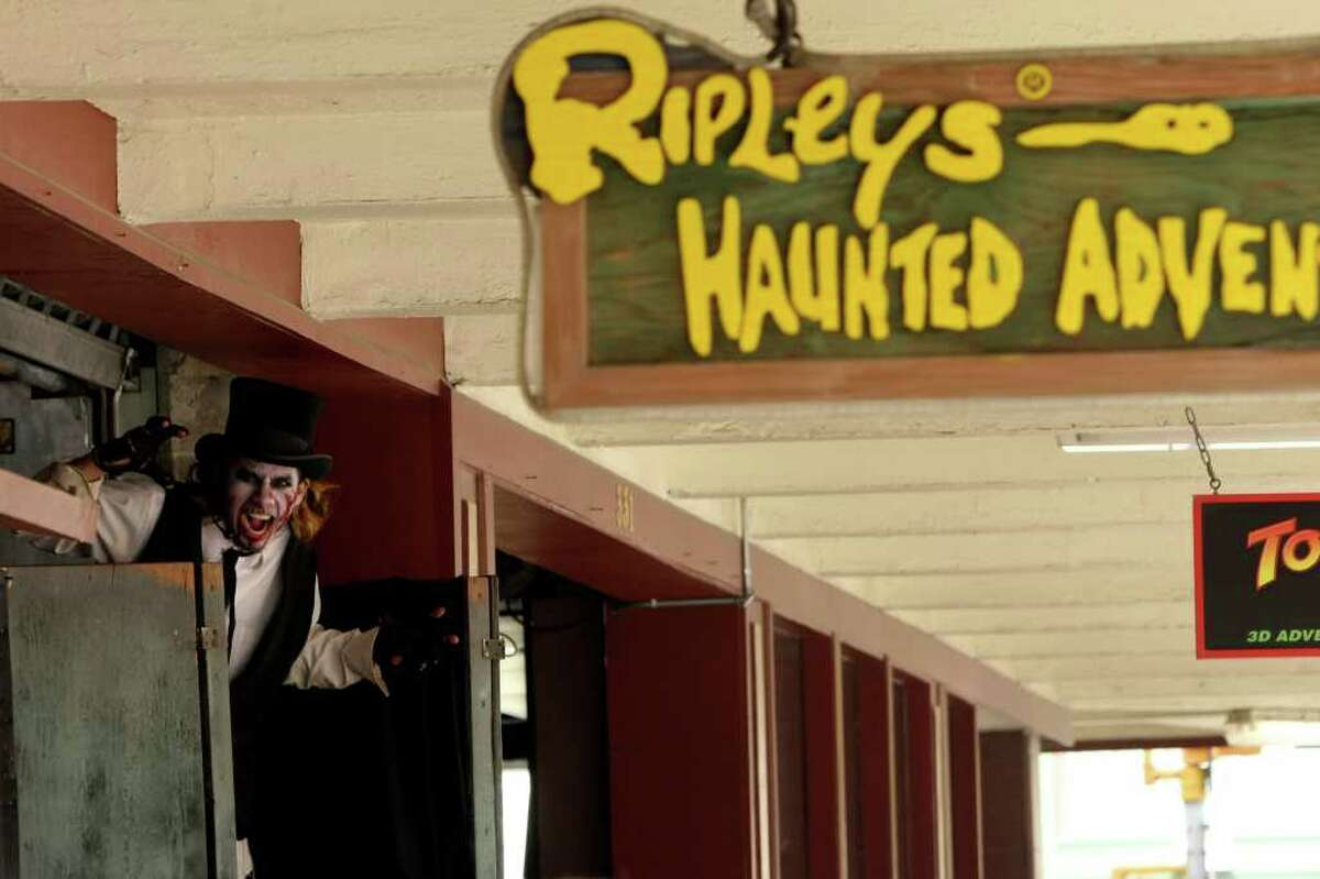 Ripley's Haunted Adventure : 4/5 stars