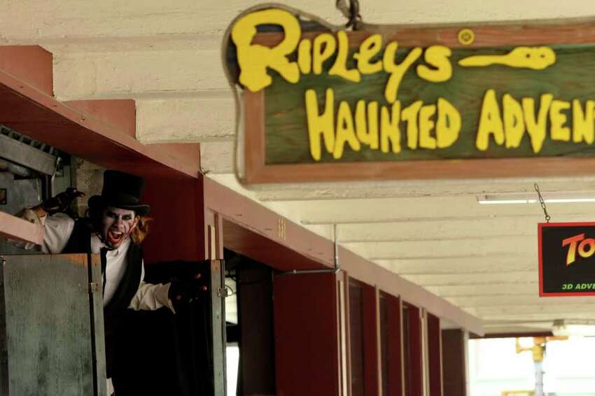 Ripley's Haunted Adventure : 4/5 stars