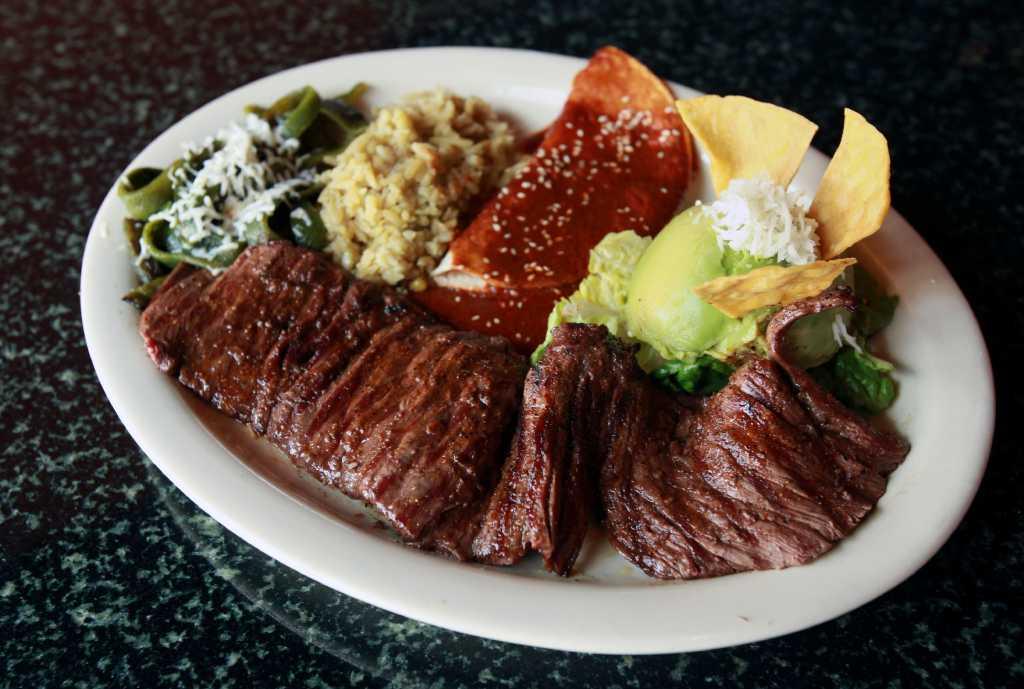 Grande Ford San Antonio Texas >> Review: Casa Grande Cantina and Grill - San Antonio Express-News