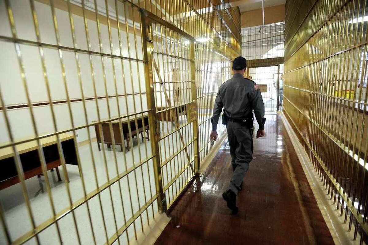More than 145,000 inmates are housed in Texas prisons. Click the gallery to learn the most common crimesamong the inmates, according to data analysed by Texas Tribune.