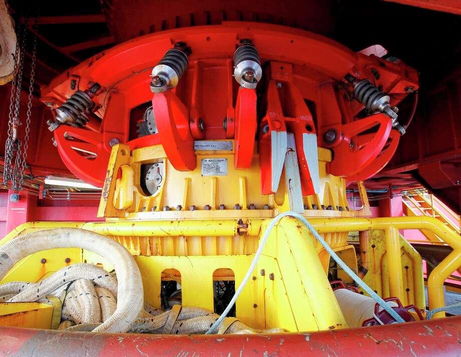 Prepared to meet stricter deep-water drilling rules - San Antonio ...