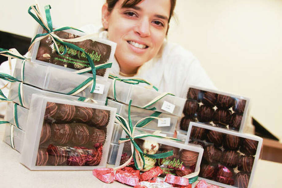 Deb Morris brings her passion to Barkeater Chocolates, based in North Creek. (Paul Barrett/Life@Home) Click here to read the story.