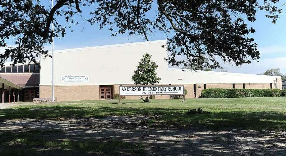 The West Orange-Stark school board approved a $6.075 million bond for the May ballot to repair the Mustangs' track, repair infrastructure and renovate the former Anderson Elementary school building into a new administration office. Guiseppe Barranco/The Enterprise Photo: Guiseppe Barranco / Beaumont