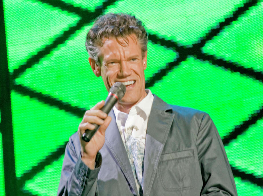 Randy Travis brings 25 years of country music hits to Gruene Hall on Sunday evening. TOM BURNS / GETTY IMAGES / 2008 Tom Burns