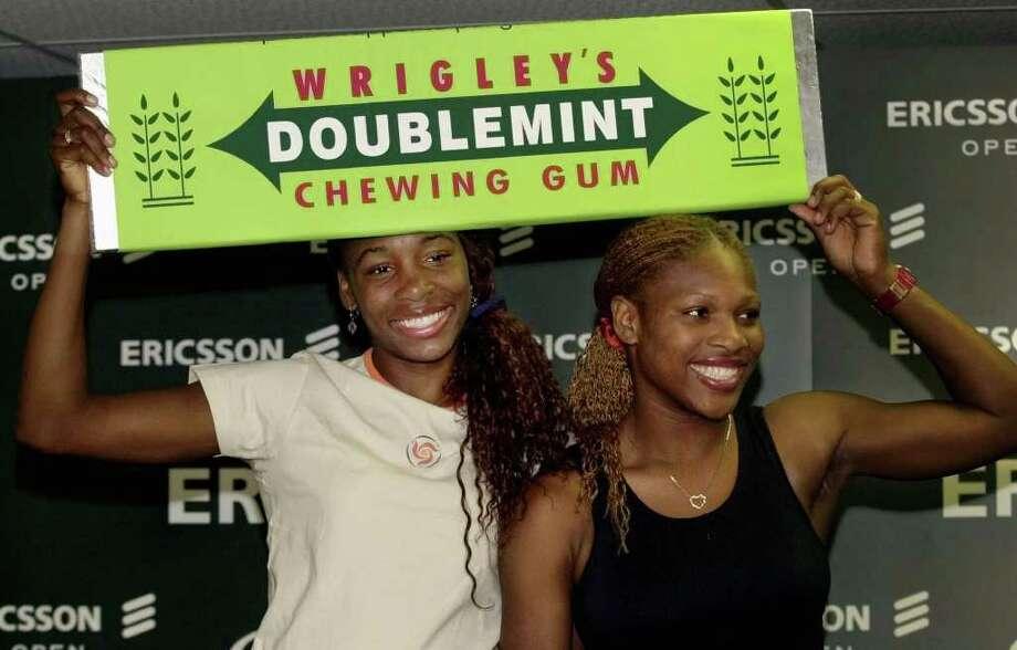 8. Wrigley's, 92 percent Photo: AMY E. CONN, AP / AP