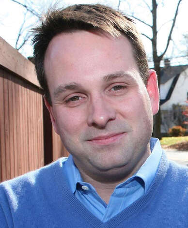 Greenwich Democratic Selectman Drew Marzullo. Photo: File Photo / Greenwich Time File Photo