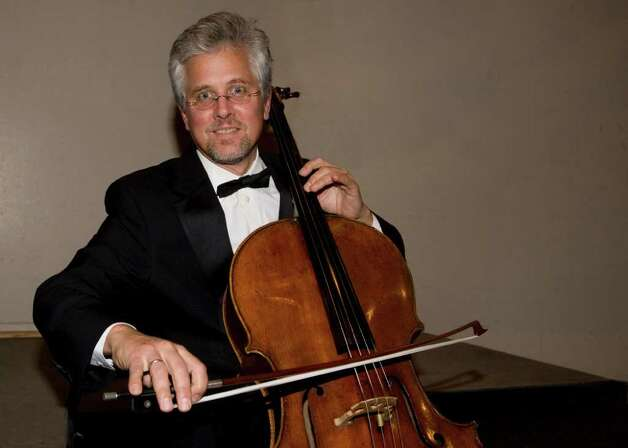Cellist Daniel Miller will perform with the Chamber Players March 6 and 7 in Greenwich. Photo: Contributed Photo / Stamford Advocate Contributed