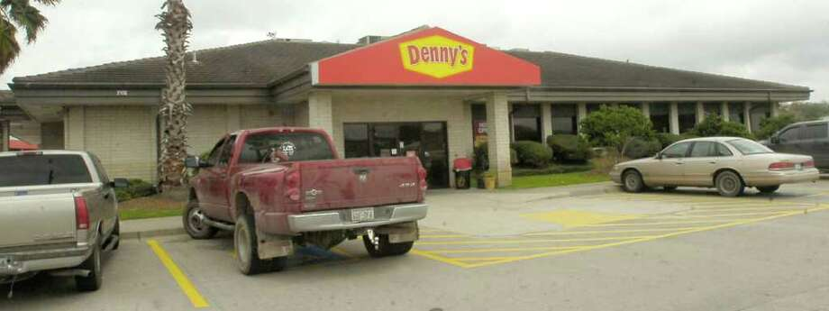 Waiter at Denny's on Richmond. Worked the night shift when the drunks would come in after clubbing. The place got robbed one night on my day off and I never went back.-Josh / Beaumont
