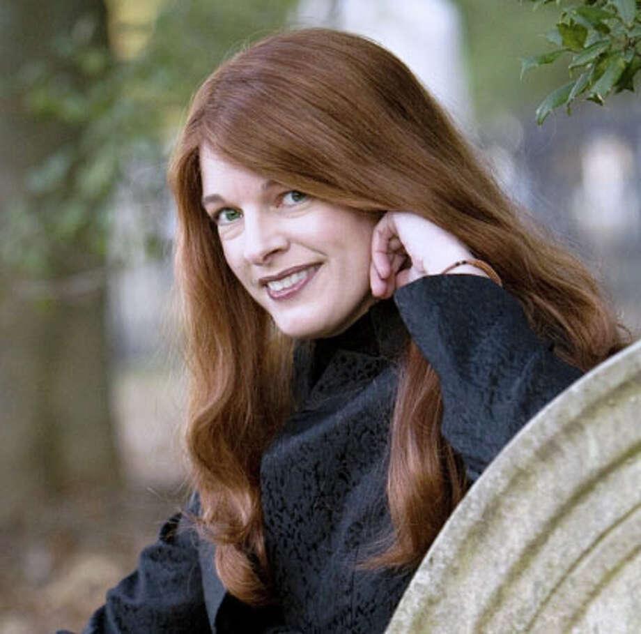 Kim Harrison says that her urban fantasy stories are the new adventure novels. COURTESY KATE THORTON
