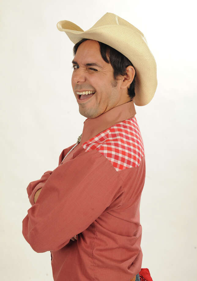 Ennis P. Degollado, aka comedian Jade Estrada, will roam the Luyminaria grounds. COURTESY NIFFCOT