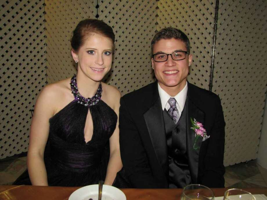 """""""Were you seen at the Bethel High School Military Ball at the Matrix Banquet Center in Danbury, CT on March 5, 2011?"""" Photo: Vincent Rodriguez / The News-Times"""