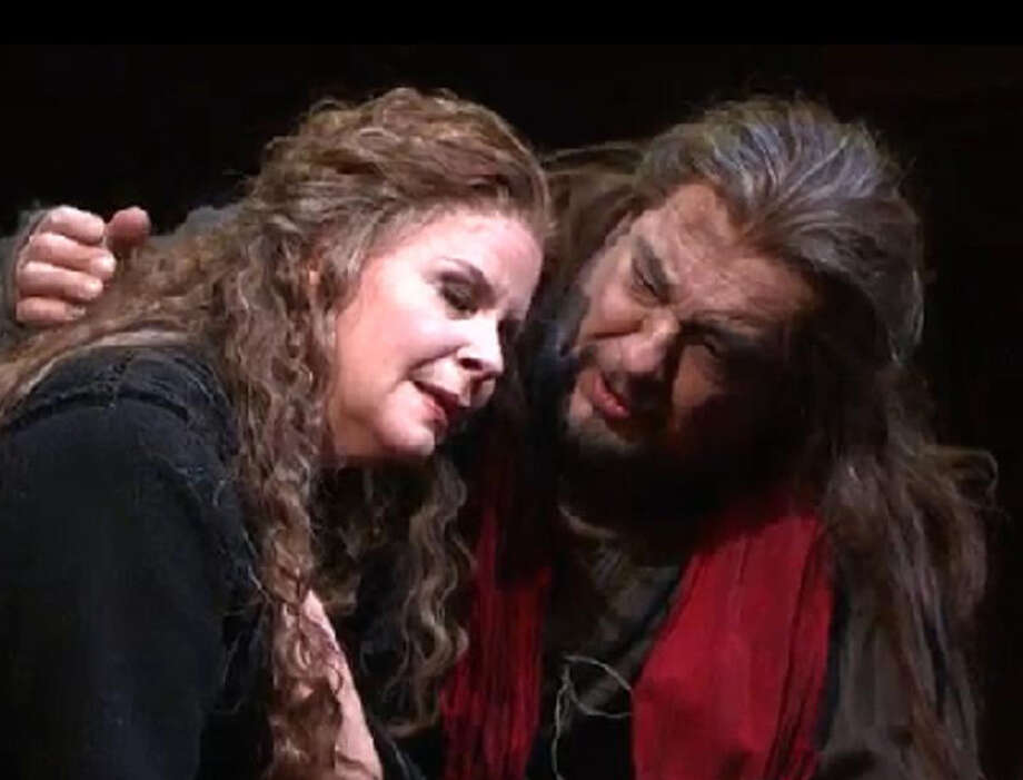 The opera is playing at the Metropolitan Opera. Photo: Contributed Photo / New Canaan News