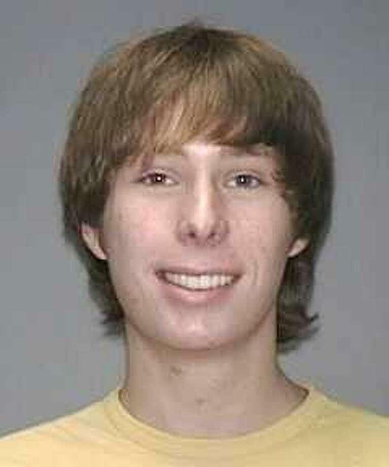 Alexander M Grant (Courtesy: Saratoga Springs Police Department)