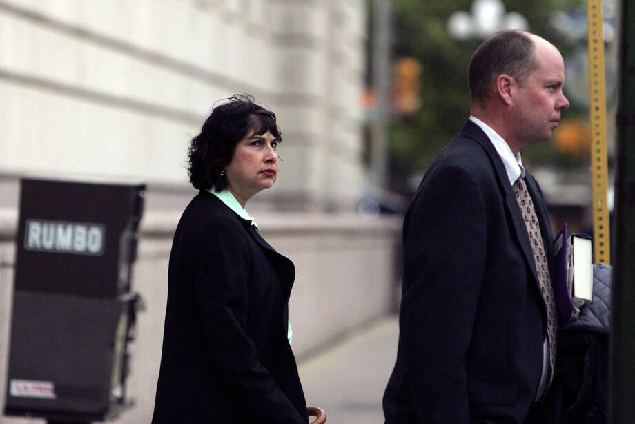 Diana Minella, who was suspended from practicing law in 2009 after clients complained their cases had not been resolved as promised, has paid back $36,000 in restitution. Photo: Jennifer Whitney/Special To The Express-News / San Antonio Express-News