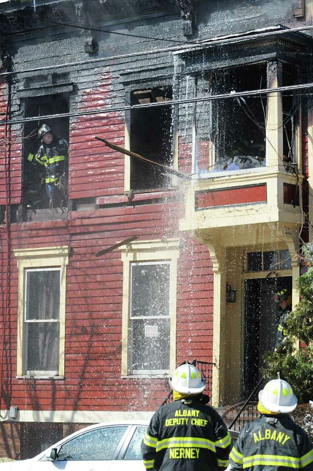 of 139 Dove St. in Albany, NY on Tuesday, March 8, 2011. (Lori Van Buren / Times Union)