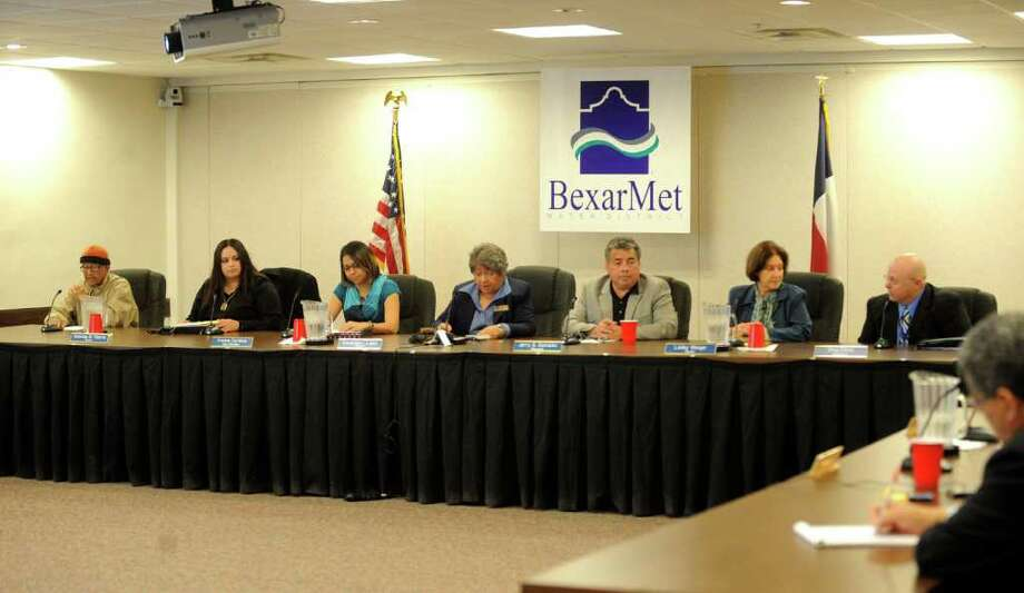 Last year, an oversight committee found the Bexar Metropolitan Water District board of directors 'incapable of functioning as a policy-making body.' Photo: BILLY CALZADA / SAN ANTONIO EXPRESS-NEWS
