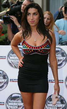 Amy Winehouse. Photo: Associated Press