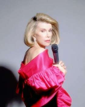 Joan Rivers is very vocal about her many plastic surgeries. Photo: Courtesy Photo