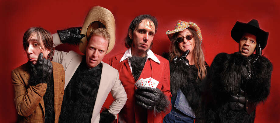 "The Hickoids will celebrate the new ""Kicking it With the Twits"" at The Mix on Friday. COURTESY PHOTO"