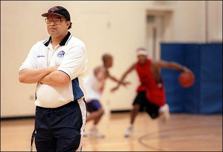 Lou Hobson: Coach emphasizes priorities - seattlepi com