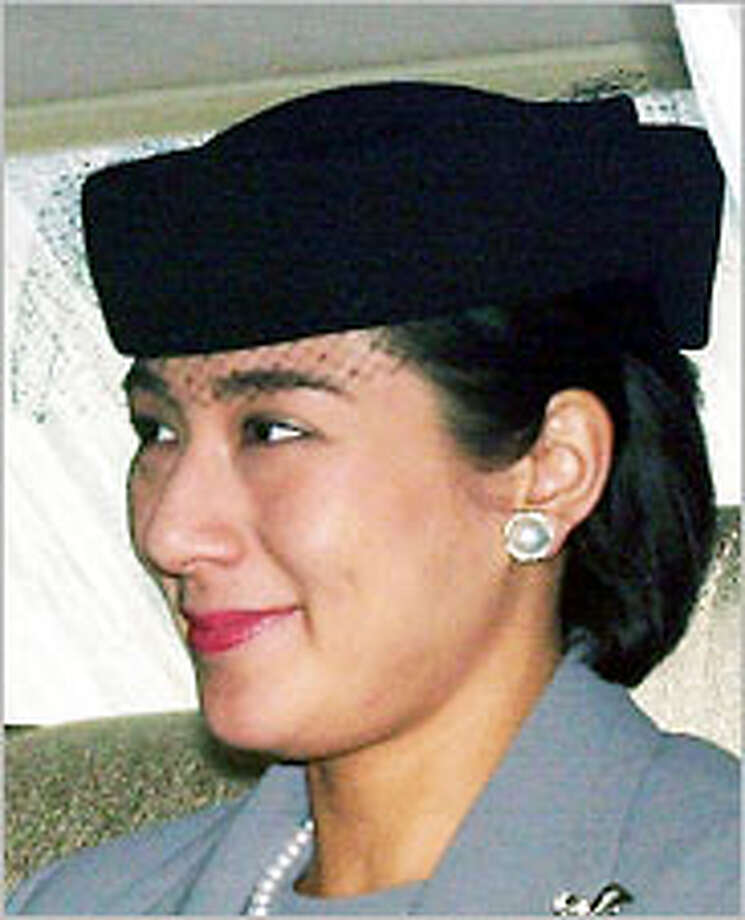 Crown Princess Masako may deliver an heir to the Chrysanthemum Throne. She miscarried in late 1999. Photo: AP Photo