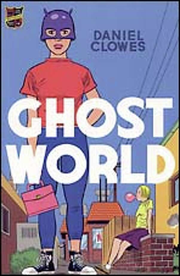 """Clowes' """"Ghost World."""""""